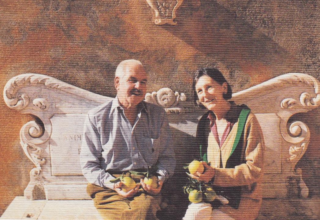 Maria Carla e Scipione Borghese